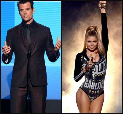 At least her husband seems proud of her-- Josh Duhamel was kind enough to appear at the American Music Awards last Sunday to introduce Fergie's live performance of the track.